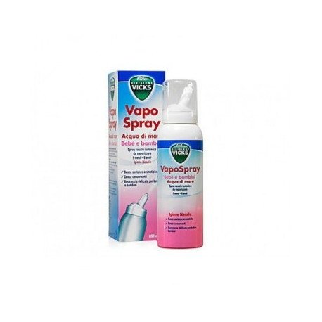 Vicks Vapo Spray Bambini Isotonico 100ml