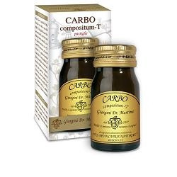 Carbo Compositum T 225 Pastiglie