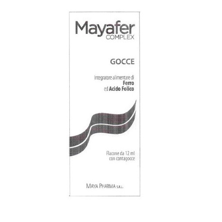 Mayafer Complex Gocce 12ml