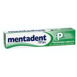 Mentadent Dentifricio P 75ml