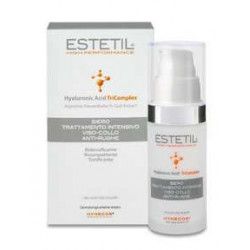 Estetil Siero Viso-collo Anti-rughe 30 Ml