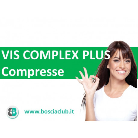 Vis Complex Plus 60 Compresse