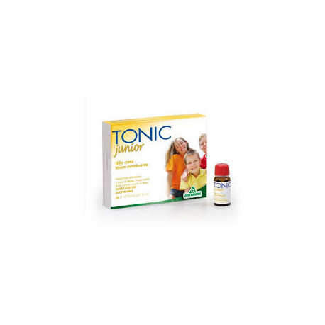 Specchiasol Tonic Junior 12 Flaconcini X10ml