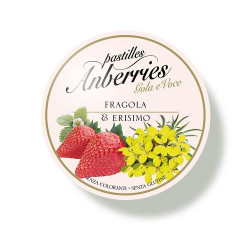 Anberries Fragola & Erismo 55g