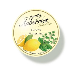 Anberries Limone Melissa 55g