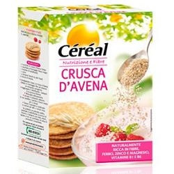 Cereal Crusca D'avena 400g