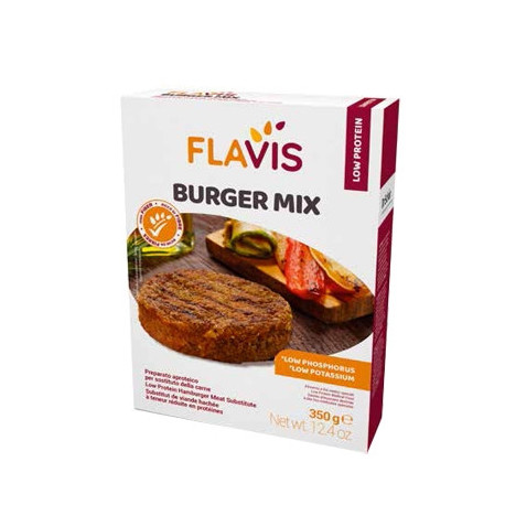 Mevalia Flavis Burger Mix 50 G