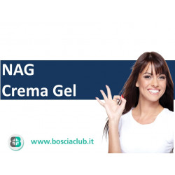Nag Cremagel 10 Buste 3ml