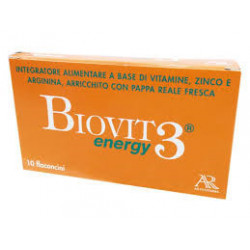 Biovit 3 Energy 10 Flaconi 10ml