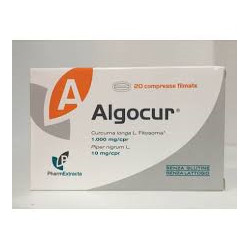 Pharmaextracta Algocur integratore alimentare 20 Compresse