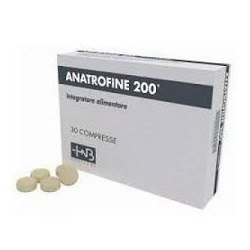 Anatrofine 200 30 Compresse 800mg