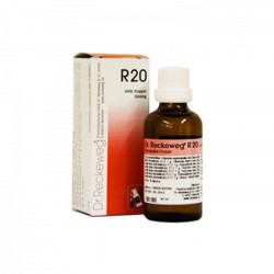 Reckeweg R20 22ml Gocce