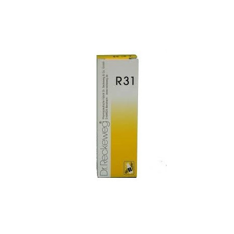 Reckeweg R31 22ml Gocce