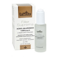 Euphidra Filler Suprema Acido Jaluronico 30 Ml
