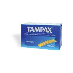Tampax Blue Box Regular 30 Pezzi