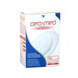 Ceroxmed Optiflex Sensitive 10 Pezzi