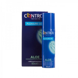 Control Pleasure Gel Aloe 50ml