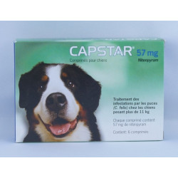 Capstar 6 Compresse 57mg