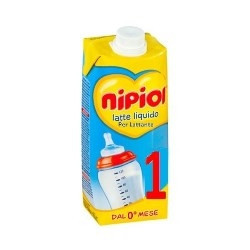 Nipiol 1 Latte Liquido 500 Ml