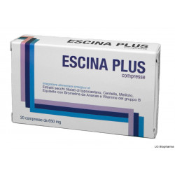 Escina Plus 20 Compresse