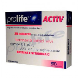 Prolife Active 10 Bustine