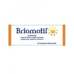 Briomotil 10 Compresse Effervescenti