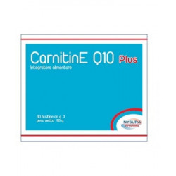 Carnitine Q10 Plus 30 Bustine