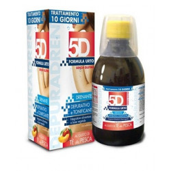 5d Urto Sleever Pesca 300ml