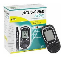 Accu-chek Active Mg/Dl Kit