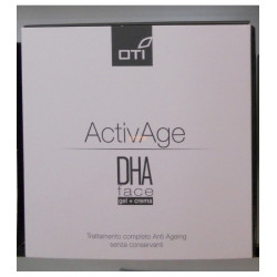 Activage Dha Face Crema 75ml+gel 30ml