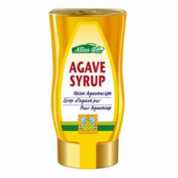 Allos Sciroppo Agave Squeeze 250 Ml