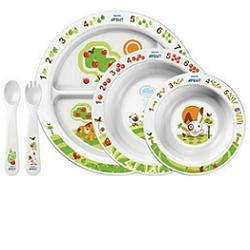 Avent Set Completo Pappa 6 Mesi+