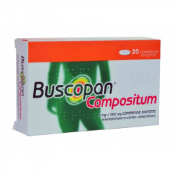 Buscopan Compositum*20 Compresse