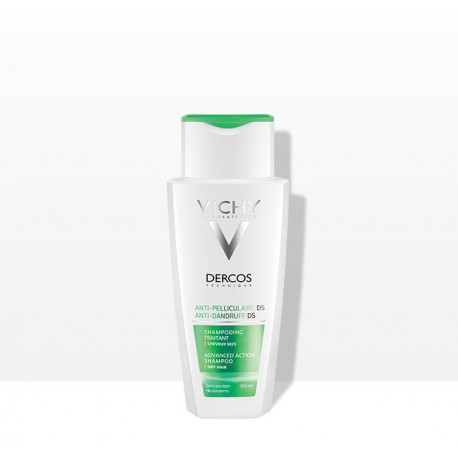 Dercos Shampoo Sensitive Anti Forfora Capelli Secchi 200ml