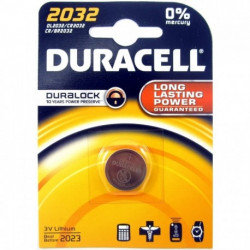 Duracell 2032 Large Blister