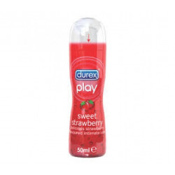 Durex Play Gel Sweet Strawberry 50 Ml