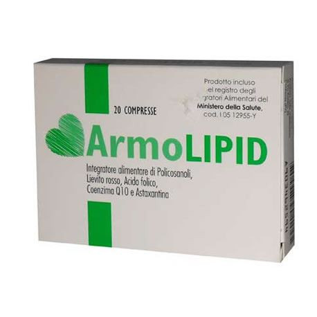 Armolipid 20 Compresse