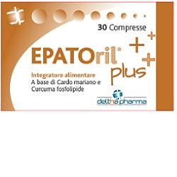Epatoril Plus 30 Compresse