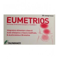 Eumetrios 30 Compresse