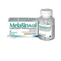 Melasin Val 1mg 30 Compresse 220mg