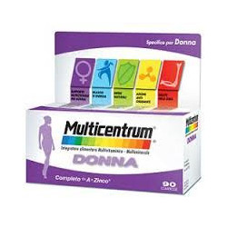 Multicentrum Donna 90 Compresse