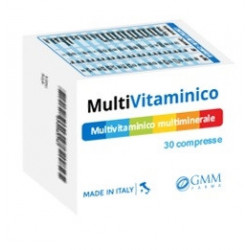 Gmm Multivitaminico 30 Compresse