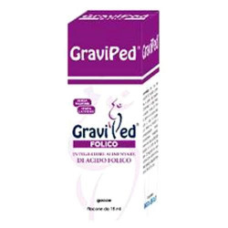 Graviped Folico Gocce 15ml