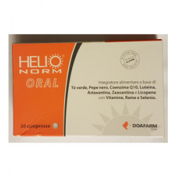 Helionorm Oral 30 Compresse