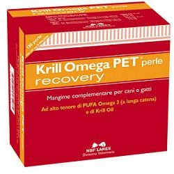 Krill Omega Pet Recovery 120 Perle