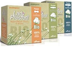 Lady Presteril Pocket Proteggi Slip Bio 10pz*