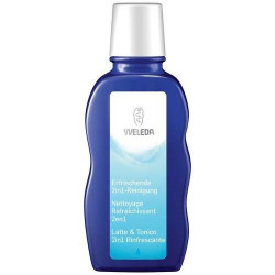 Weleda Latte&tonico 2in1 Rinfrescante 100 Ml