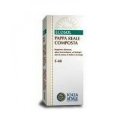 Ecosol Pappa Reale Composta 50ml