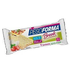 Pesoforma Snack Break Pizza 20gr