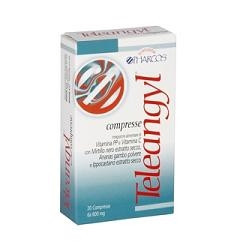 Teleangyl Pharcos 20 Compresse